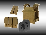Sentry Plate Carrier Vest Package